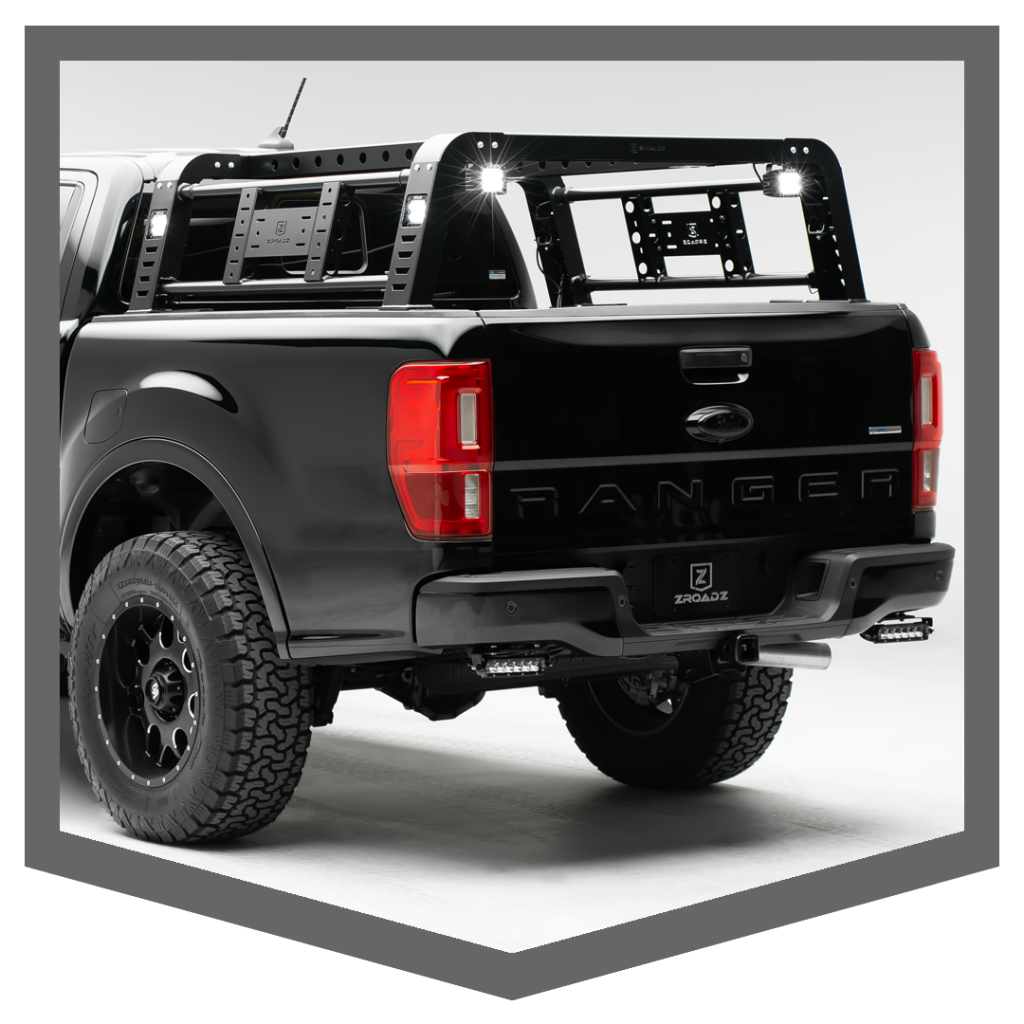 Zroadz New Access Overland Cargo Rack Checks All The Boxes
