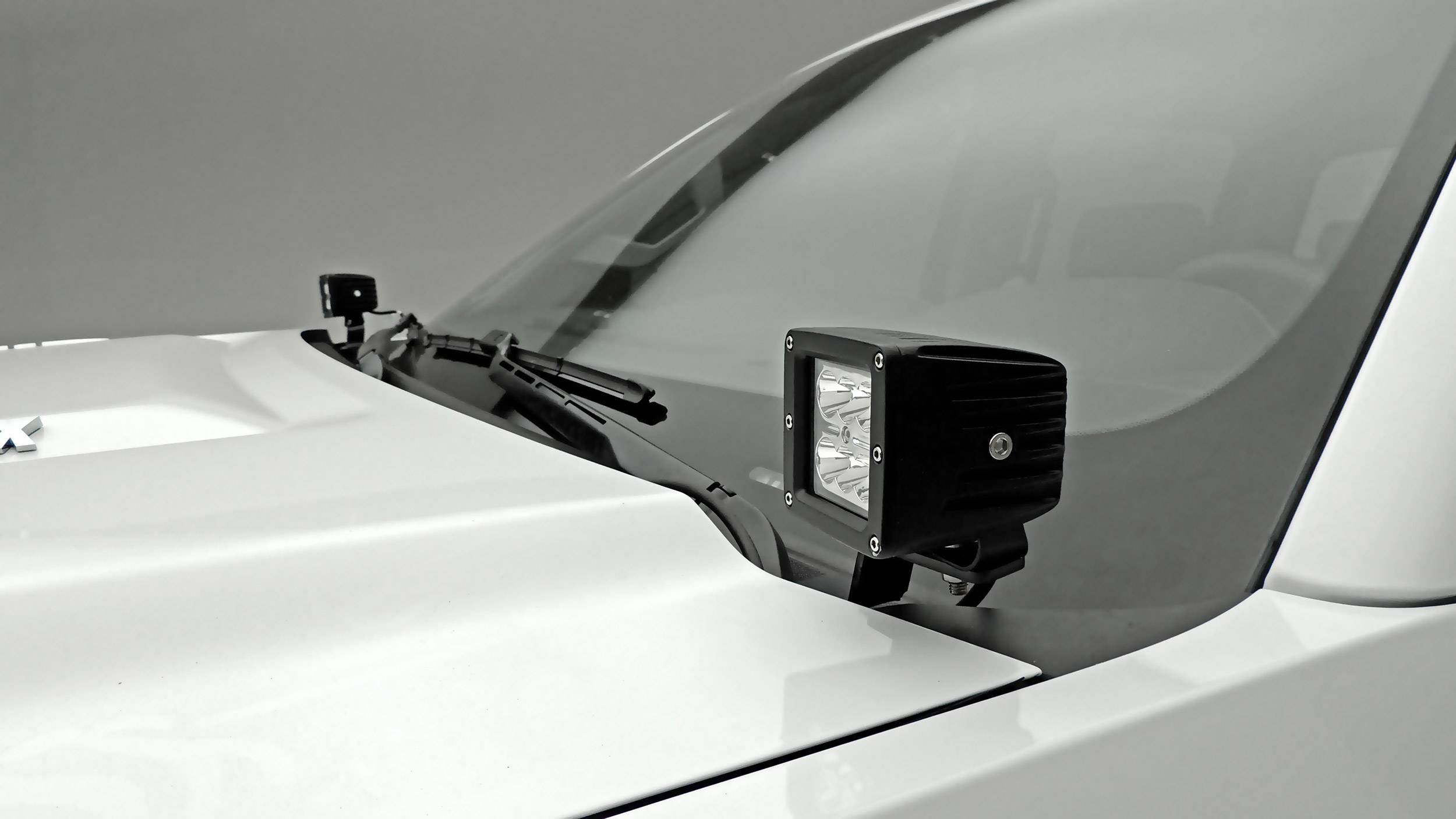 ZROADZ Hood Light Mounts Z361221