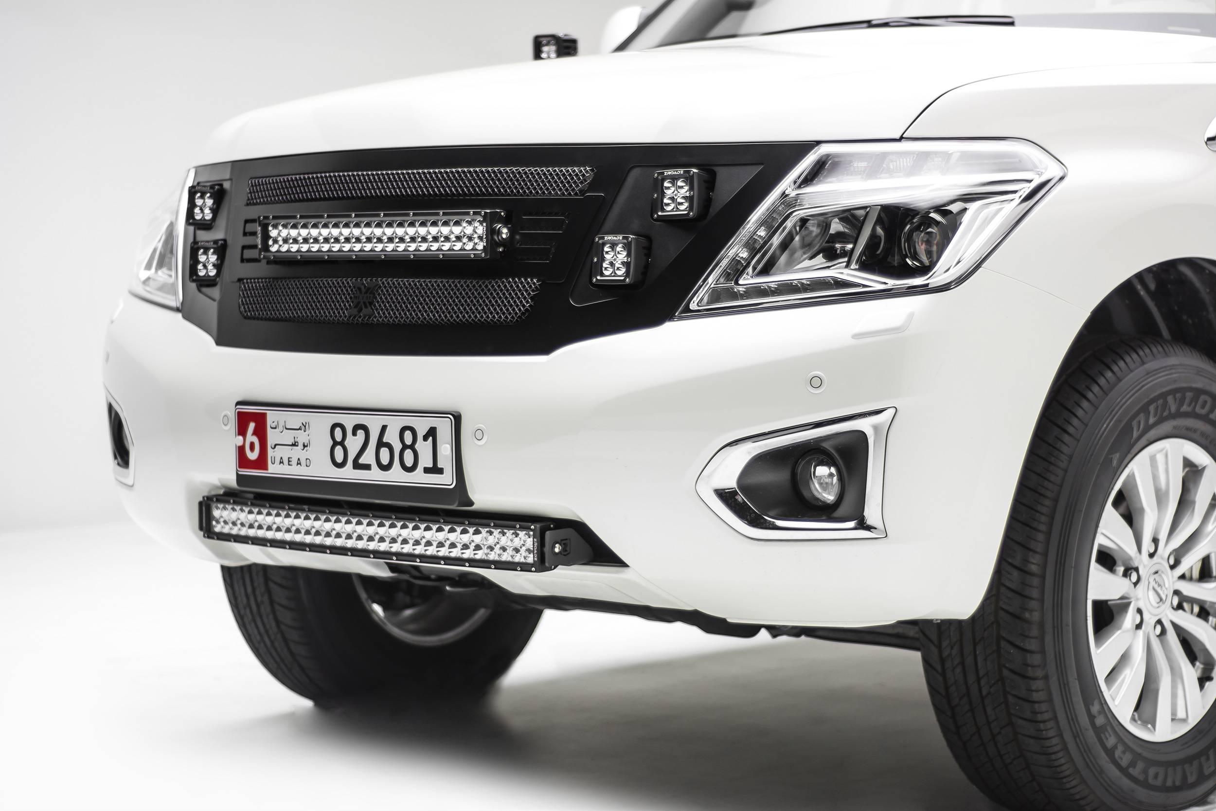 Nissan Patrol - informatie, prijzen, vergelijkbare modellen ... | 1667x2500