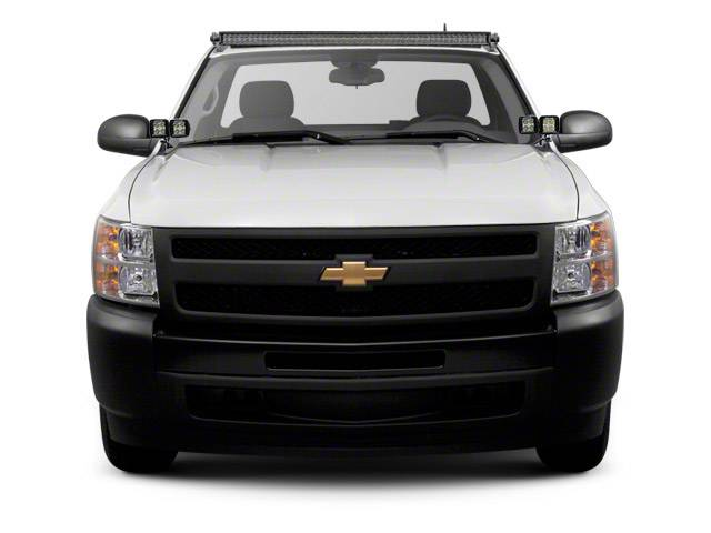 ZROADZ                                             - 2007-2013 Silverado, Sierra 1500 Front Roof LED Kit with (1) 50 Inch LED Curved Double Row Light Bar - PN #Z332051-KIT-C