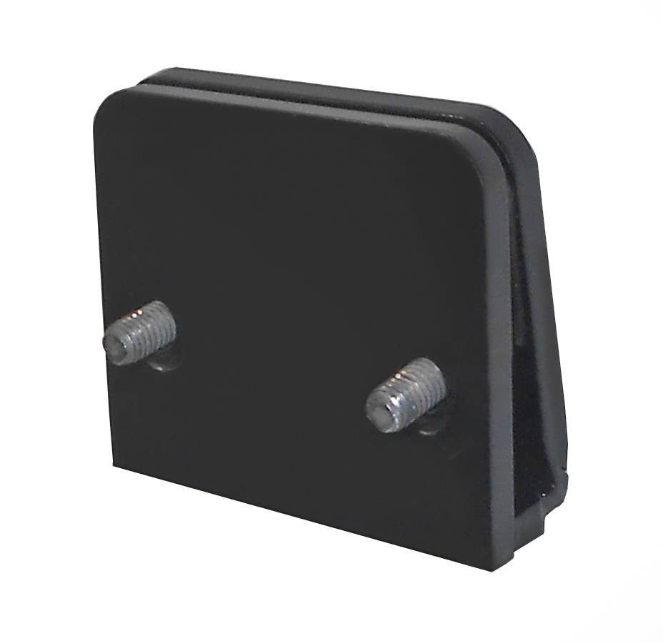 Universal Panel Clamp LED Bracket to mount (1) 3 Inch LED Pod Lights - PN #Z390001
