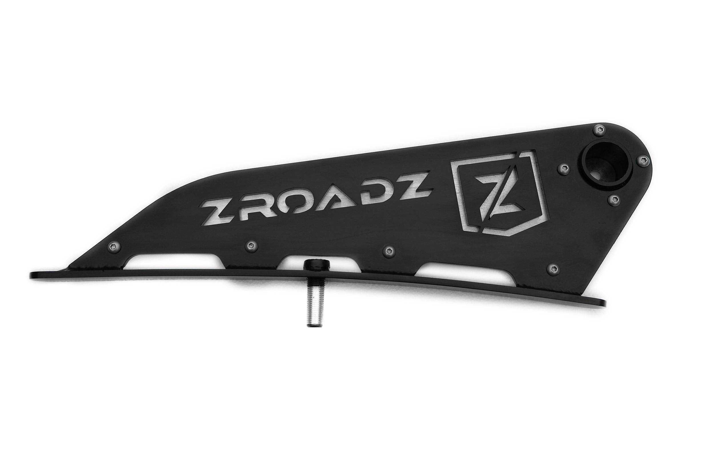 ZROADZ                                             - 2015-2019 Chevrolet Colorado, GMC Canyon Front Roof LED Brackets to mount (1) 40 Inch Staight LED Light Bar - Z332171