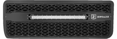 "2015-2019 Sierra HD ZROADZ Grille, Black, 1 Pc, Insert, Incl. (1) 20"" LED - PN #Z312111 - Image 2"