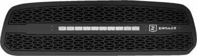 "T-REX GRILLES - 2013-2018 Ram 1500 ZROADZ Grille, Black, 1 Pc, Insert with (1) 20"" LED - PN #Z314581 - Image 2"