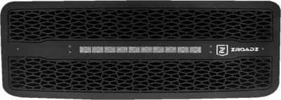 "2011-2016 Super Duty ZROADZ Grille, Black, 1 Pc, Insert, Incl. (1) 20"" LED - PN #Z315461 - Image 2"
