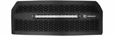 "T-REX GRILLES - 2015-2017 F-150 ZROADZ Grille, Black, 1 Pc, Replacement with (1) 20"" LED, Fits Vehicles with Camera - PN #Z315741 - Image 2"