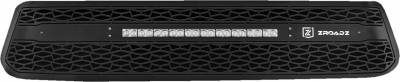 "T-REX GRILLES - 2014-2017 Tundra ZROADZ Grille, Black, 1 Pc, Replacement, Incl. (1) 20"" LED - PN #Z319641 - Image 2"