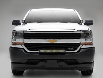 ZROADZ                                             - 2014-2018 Silverado, Sierra 1500 Hood Hinge LED Kit with (2) 3 Inch LED Pod Lights - PN #Z362081-KIT2 - Image 3