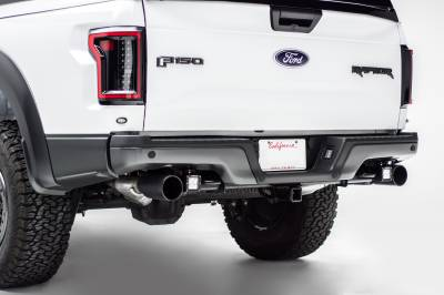 ZROADZ                                             - 2017-2021 Ford F-150 Raptor Rear Bumper LED Kit with (2) 3 Inch LED Pod Lights - PN #Z385651-KIT - Image 4