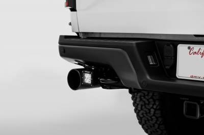 ZROADZ                                             - 2017-2021 Ford F-150 Raptor Rear Bumper LED Kit with (2) 3 Inch LED Pod Lights - PN #Z385651-KIT - Image 6