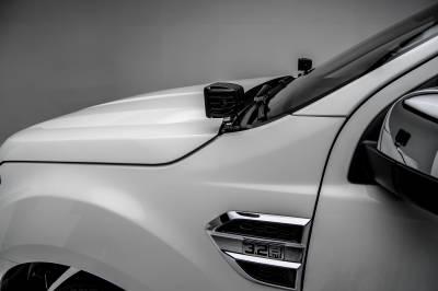 2015-2018 Ford Ranger T6 Hood Hinge LED Bracket to mount (2) 3 Inch LED Pod Lights - PN #Z365761 - Image 6