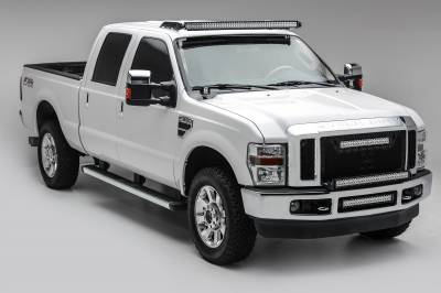 2011-2016 Ford Super Duty Hood Hinge LED Kit, Incl. (2) 3 Inch LED Pod Lights - PN #Z365461-KIT2 - Image 2