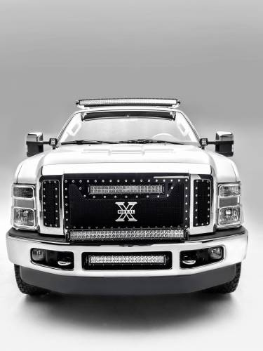 2011-2016 Ford Super Duty Hood Hinge LED Kit, Incl. (2) 3 Inch LED Pod Lights - PN #Z365461-KIT2 - Image 3