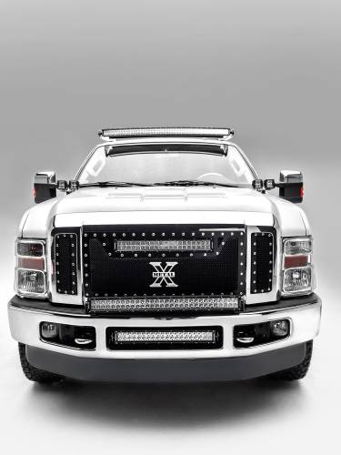 ZROADZ                                             - 2008-2010 Ford Super Duty Hood Hinge LED Kit, Incl. (4) 3 Inch LED Pod Lights - PN #Z365631-KIT4 - Image 3