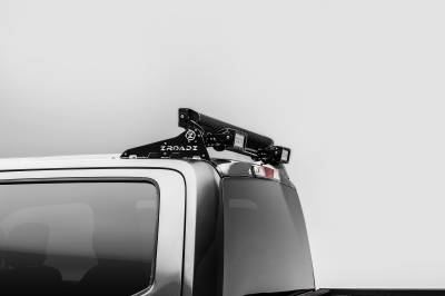 2017-2019 Ford Super Duty Modular Rack LED Bracket adjustable to mount up to (4) various size LED Light Bars - PN #Z355471 - Image 1