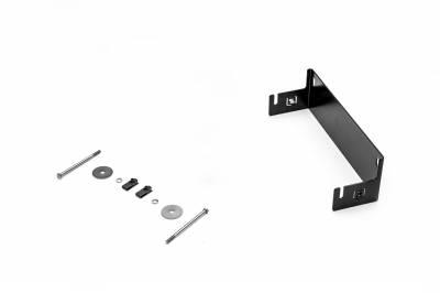 ZROADZ                                             - 2018-2021 Jeep JL Rear Bumper LED Bracket to mount (1) 10 Inch Straight Light Bar - PN #Z384931 - Image 6