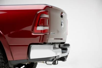 2019 Ram 1500 Rear Bumper LED Kit, Incl. (2) 6 Inch LED Straight Double Row Light Bars - PN #Z384721-KIT - Image 4