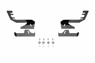 ZROADZ                                             - 2019-2021 Ram 1500 Rear Bumper LED Bracket to mount (2) 6 Inch Straight Single Row Light Bar - PN #Z384821 - Image 4