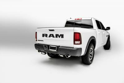 ZROADZ                                             - 2015-2018 Ram Rebel Rear Bumper LED Bracket to mount (2) 6 Inch Straight Light Bar - PN #Z384551 - Image 2