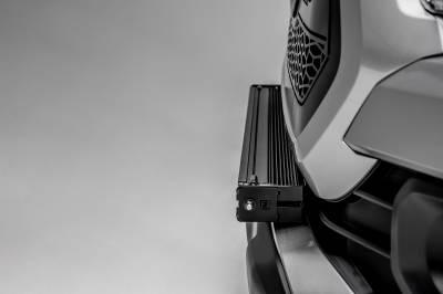 2018-2019 Toyota Tacoma Front Bumper Center LED Kit, Incl. (1) 30 Inch LED Straight Single Row Slim Light Bar - PN #Z329511-KIT-S - Image 3