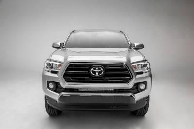 2018-2019 Toyota Tacoma Front Bumper Center LED Bracket to mount 20 Inch LED light bar - PN #Z329512 - Image 3