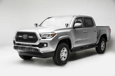 2018-2019 Toyota Tacoma Front Bumper Center LED Bracket to mount 20 Inch LED light bar - PN #Z329512 - Image 7