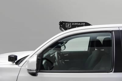 ZROADZ                                             - 2005-2020 Toyota Tacoma Front Roof LED Bracket to mount 40 Inch Curved LED Light Bar - PN #Z339401 - Image 2