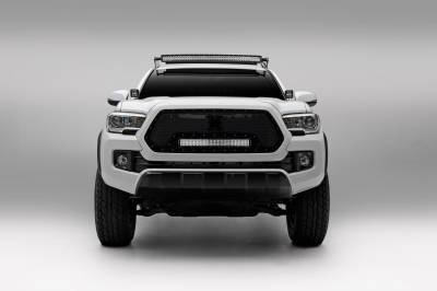 ZROADZ                                             - 2005-2020 Toyota Tacoma Front Roof LED Kit, Incl. 40 Inch LED Curved Double Row Light Bar - PN #Z339401-KIT-C - Image 3