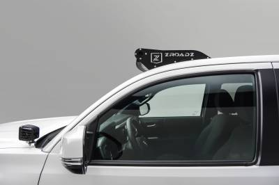 ZROADZ                                             - 2016-2020 Toyota Tacoma Hood Hinge LED Kit, Incl. (2) 3 Inch LED Pod Lights - PN #Z369401-KIT2 - Image 4