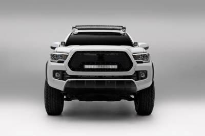 ZROADZ                                             - 2016-2020 Toyota Tacoma Hood Hinge LED Kit, Incl. (2) 3 Inch LED Pod Lights - PN #Z369401-KIT2 - Image 6