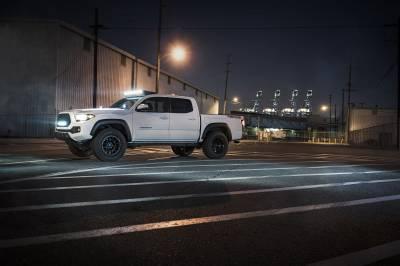 ZROADZ                                             - 2016-2020 Toyota Tacoma Hood Hinge LED Kit, Incl. (2) 3 Inch LED Pod Lights - PN #Z369401-KIT2 - Image 10