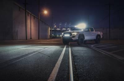 ZROADZ                                             - 2016-2020 Toyota Tacoma Hood Hinge LED Kit, Incl. (2) 3 Inch LED Pod Lights - PN #Z369401-KIT2 - Image 11