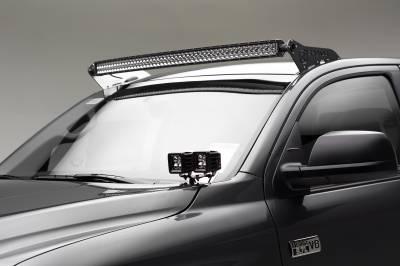 ZROADZ                                             - 2007-2020 Toyota Tundra Front Roof LED Bracket to mount 50 Inch Curved LED Light Bar - PN #Z339641 - Image 2