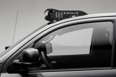 ZROADZ                                             - 2007-2021 Toyota Tundra Front Roof LED Bracket to mount 50 Inch Curved LED Light Bar - PN #Z339641 - Image 3