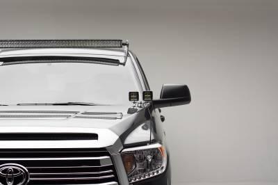ZROADZ                                             - 2007-2020 Toyota Tundra Front Roof LED Bracket to mount 50 Inch Curved LED Light Bar - PN #Z339641 - Image 5