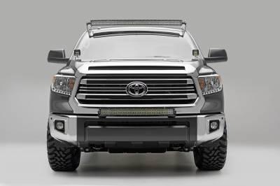 ZROADZ                                             - 2014-2021 Toyota Tundra Hood Hinge LED Bracket to mount (2) 3 Inch LED Pod Lights - PN #Z369641 - Image 4