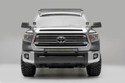 ZROADZ                                             - 2014-2020 Toyota Tundra Hood Hinge LED Kit, Incl. (2) 3 Inch LED Pod Lights - PN #Z369641-KIT2 - Image 2