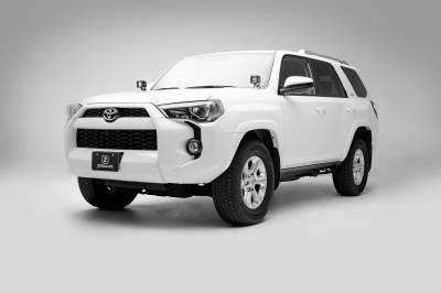 2014-2019 Toyota 4Runner Hood Hinge LED Bracket to mount (2) 3 Inch LED Pod Lights - PN #Z369491 - Image 2