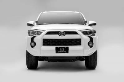 2014-2019 Toyota 4Runner Hood Hinge LED Bracket to mount (2) 3 Inch LED Pod Lights - PN #Z369491 - Image 3