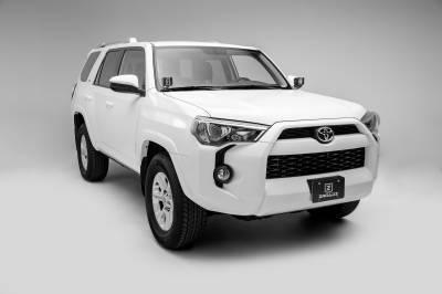 2014-2019 Toyota 4Runner Hood Hinge LED Bracket to mount (2) 3 Inch LED Pod Lights - PN #Z369491 - Image 4
