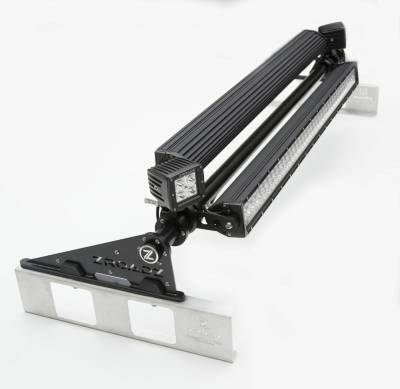 ZROADZ                                             - Modular Rack LED Kit, Incl. (2) 40 Inch and (2) 3 Inch LED Pod Lights - PN #Z350050-KIT-A - Image 1