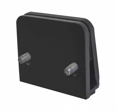 Universal Panel Clamp LED Bracket to mount (1) 3 Inch LED Pod Lights - PN #Z390001 - Image 1