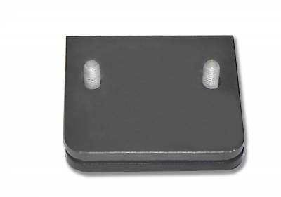 Universal Panel Clamp LED Bracket to mount (1) 3 Inch LED Pod Lights - PN #Z390001 - Image 2