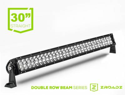 ZROADZ                                             - 30 Inch LED Straight Double Row Light Bar - PN #Z30BC14W180 - Image 2