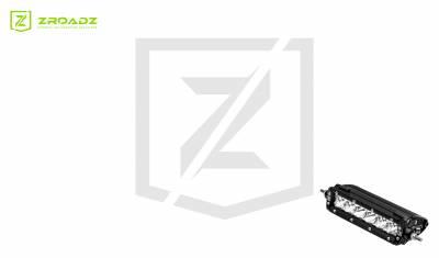 ZROADZ                                             - 6 Inch LED Straight Single Row Slim Light Bar - PN #Z30S1-6-P7EJ - Image 2