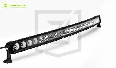 ZROADZ                                             - 50 Inch LED Curved Single Row Light Bar - PN #Z30CBCS12W240 - Image 2