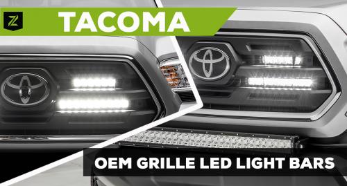 Toyota Tacoma OEM Grille Mounting Kit