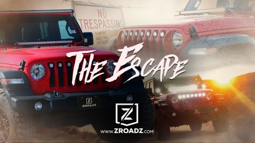Jeep Wrangler - The Escape