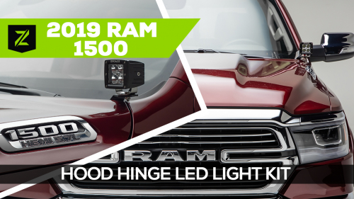 Ram Hood Hinge LED Kit