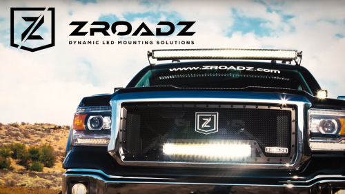 ZROADZ Dynamic LED Mounting Solutions brand launch video